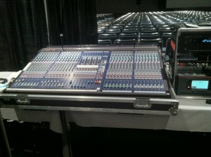 Mixing Console of Doom