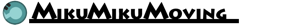 MikuMikuMoving Logo