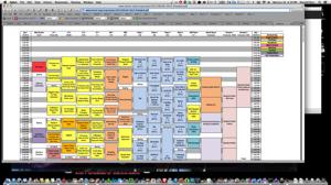 AX 2013 schedule