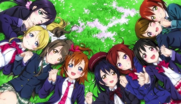 µ's Members